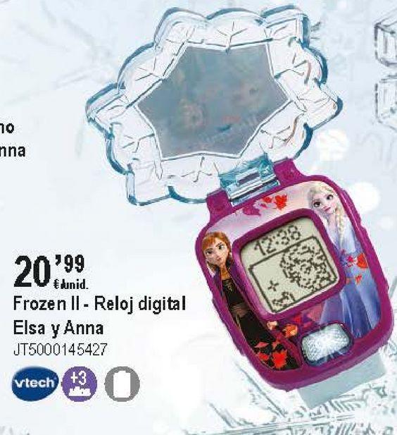 Oferta de Reloj infantil Vtech por 20,99€