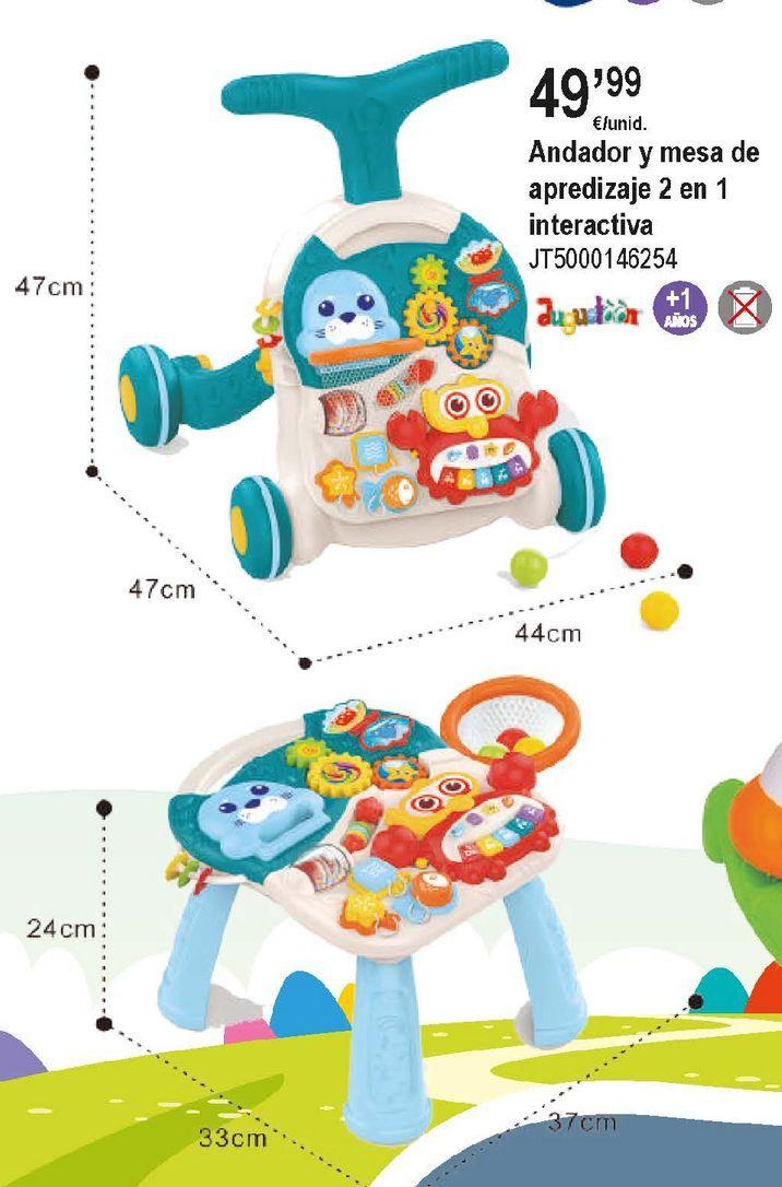 Oferta de Mesa de actividades bebé por 49,99€