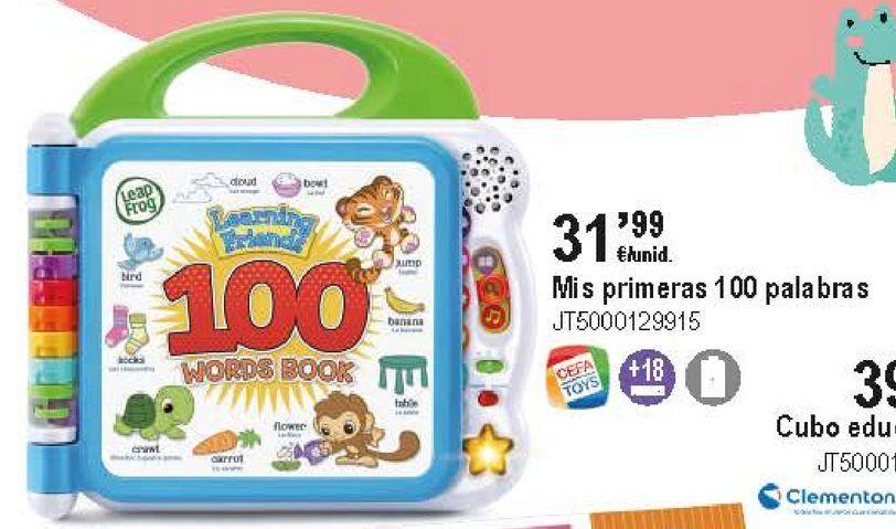 Oferta de Libros para bebés Cefa Toys por 31,99€
