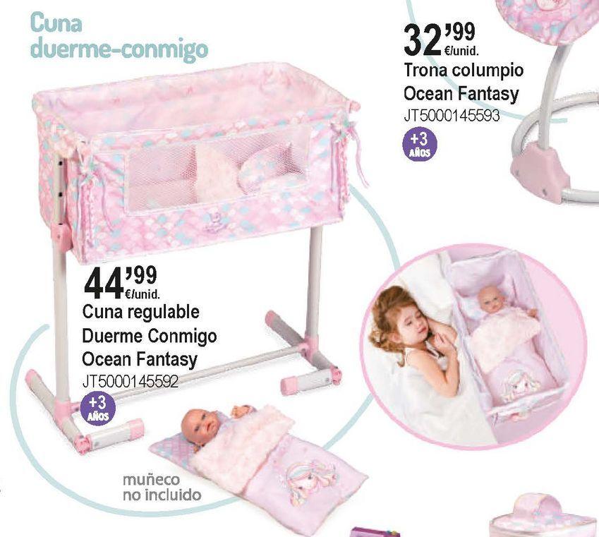 Oferta de Cuna para muñeca por 44,99€