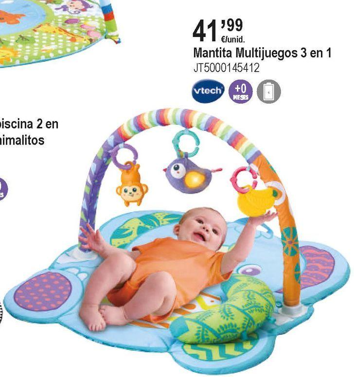 Oferta de Manta infantil Vtech por 41,99€