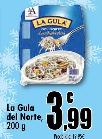Oferta de La Gula del Norte por 3,99€