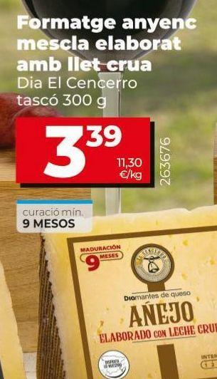 Oferta de Queso por 3,35€