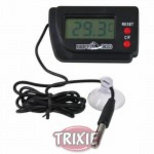 Oferta de TRIXIE Termometro Digital Con Sensor Remoto por 9,99€