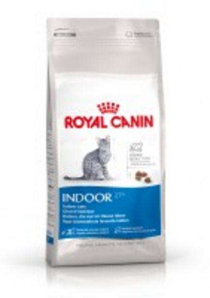 Oferta de ROYAL CANIN Gatos Indoor 27 por 4,89€