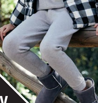 Oferta de Legging niña largo por 5,99€