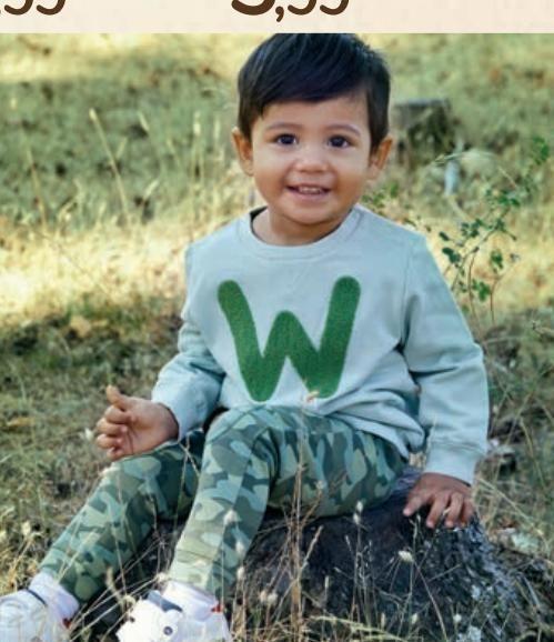 Oferta de Pantalón Bebé por 5,99€