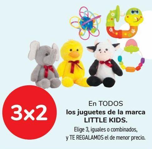 Oferta de En TODOS los juguetes de la marca LITTLE KIDS  por