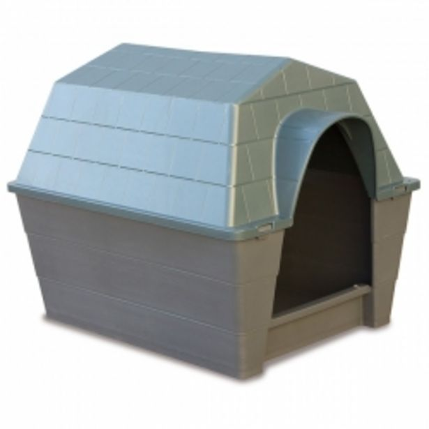 Oferta de Caseta para perros Verde por 110,58€