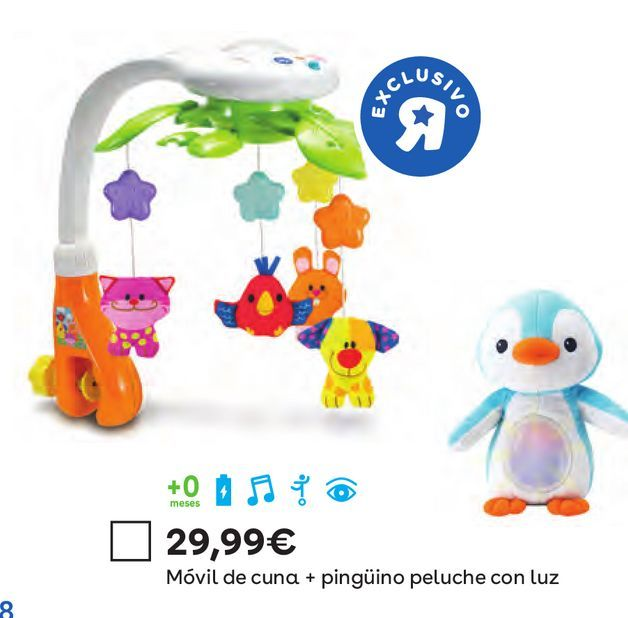 Oferta de COMBO MOVIL + PINGÜINO por 29,99€