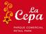 Logo Parque Comercial La Cepa