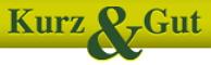 Logo Kurz & Gut