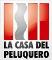 Logo La casa del peluquero