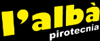 Logo Pirotecnia L'Albà