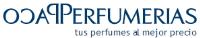 Logo Paco Perfumerías