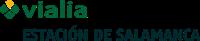 Logo Vialia Estación de Salamanca