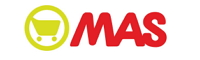 Logo Supermercados MAS