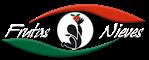 Logo Frutas Nieves