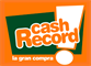 Logo Cash Record