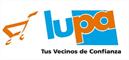 Logo Supermercados Lupa